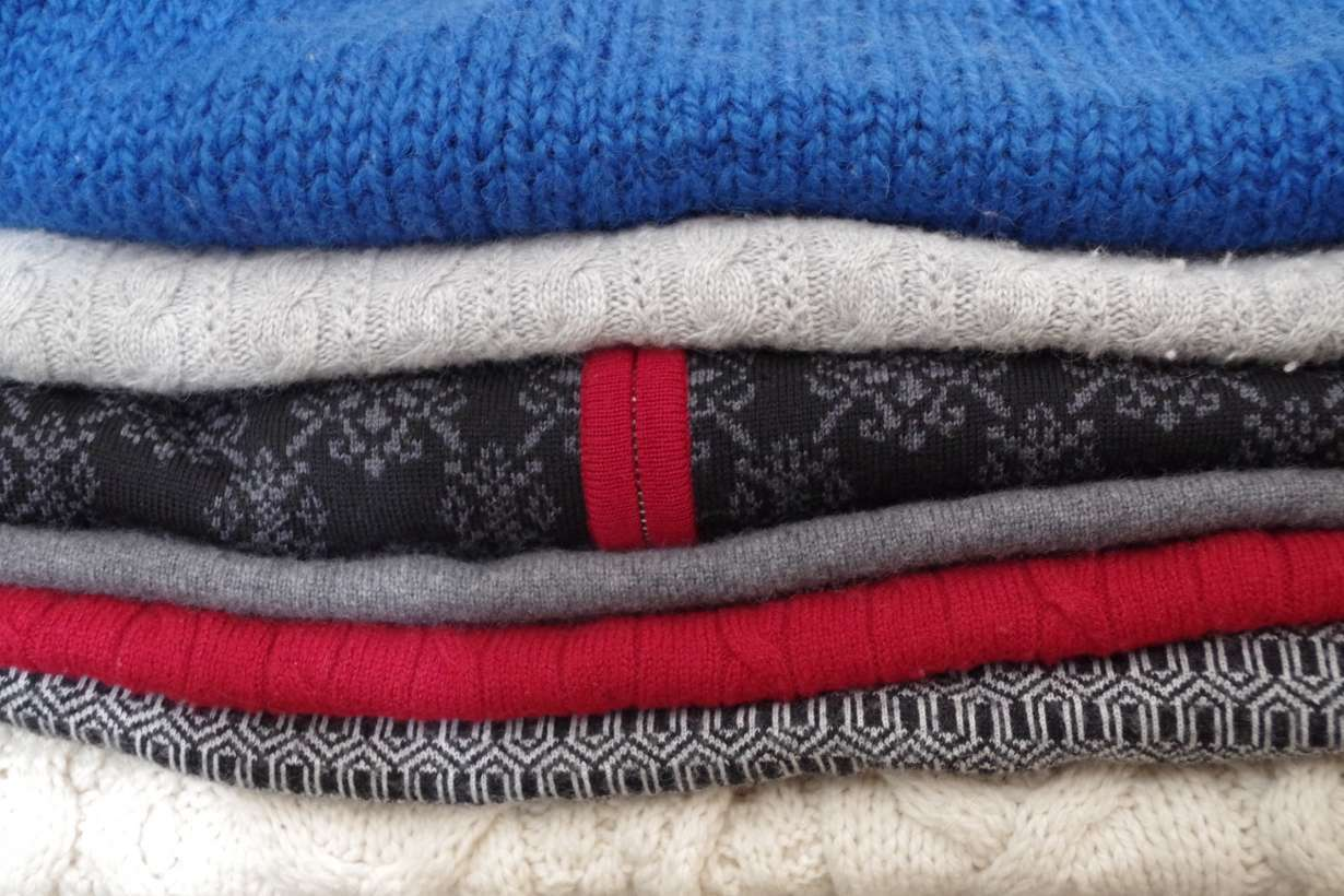 Are you hung up on your sweaters?